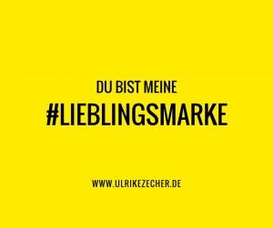 #LieblingsMarke