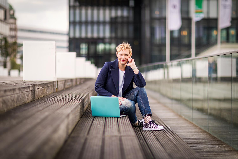 Deine Personal Brand steckt in der Krise? Markenberaterin Ulrike Zecher hilft dir durch die Krise.