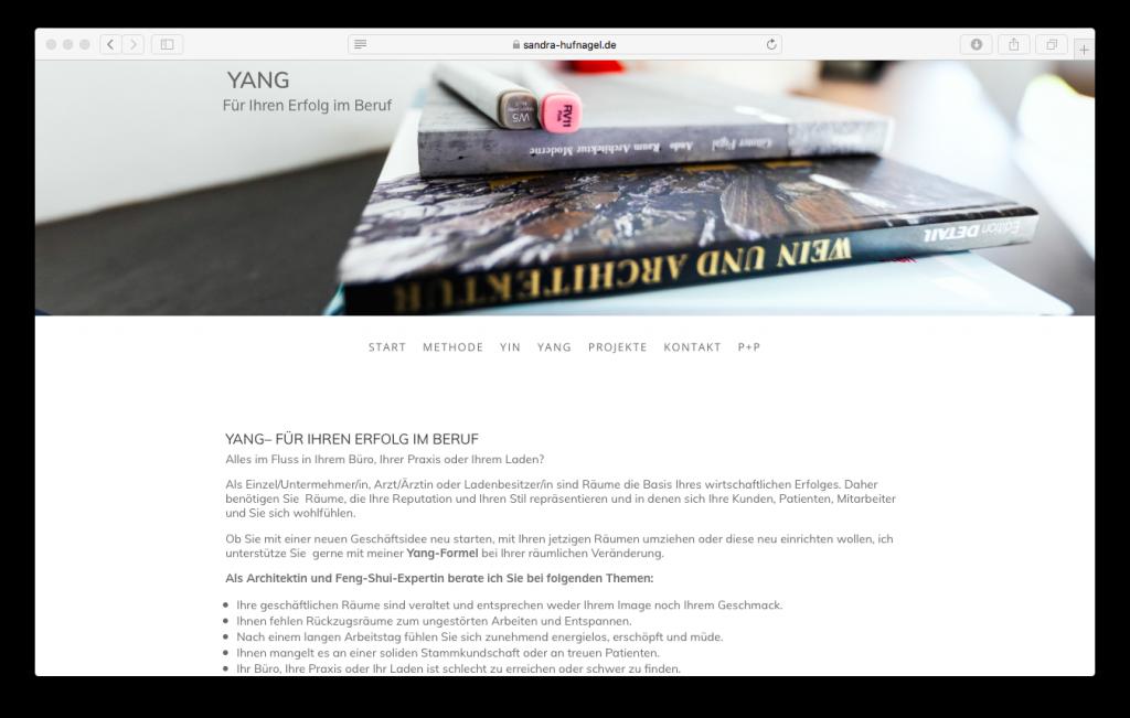 Markenberaterin und Schreibcoach Ulrike Zecher stellt dir ihre Webseiten-Projekt vor.